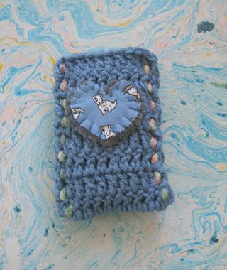 Cell case blue1