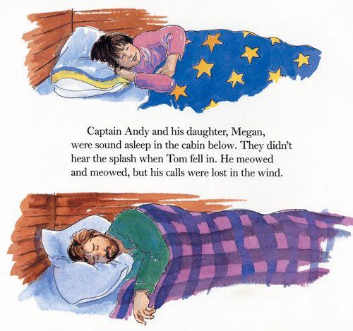Asleep Below