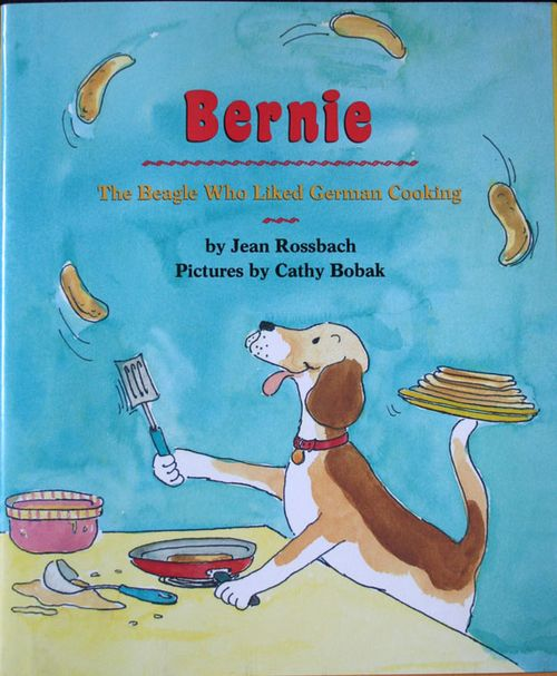 Bernie the Beagle Who Liked German Cooking