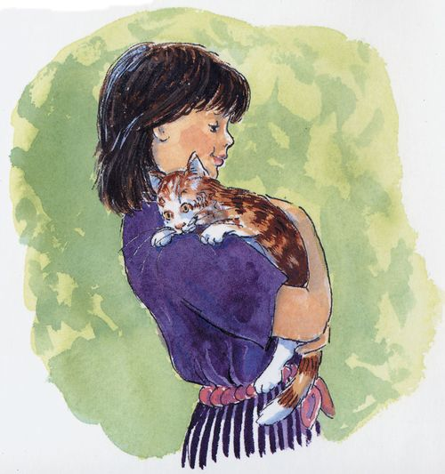 Megan Hugs Tom