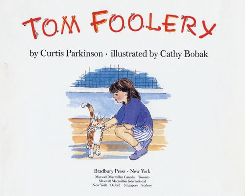 TOM FOOLERY title page
