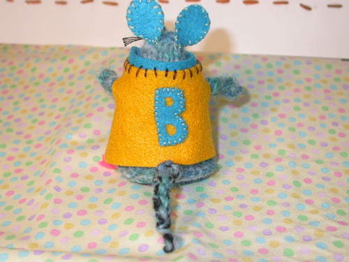 B is for Buster!