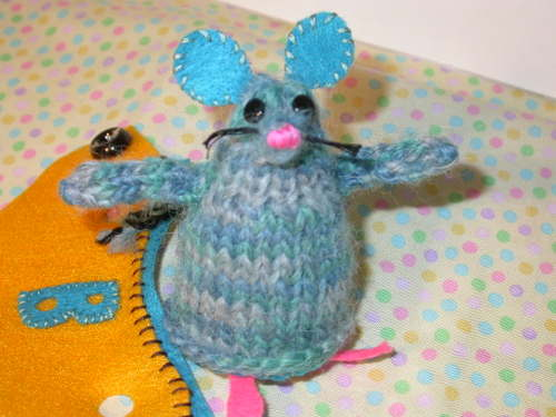 Buster the Mouse